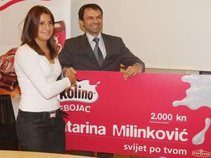 Katarina Milinković i  Zdravko Šestak