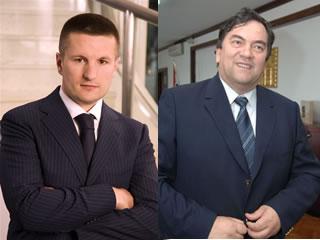 Ante Todorić i Željko Žderić