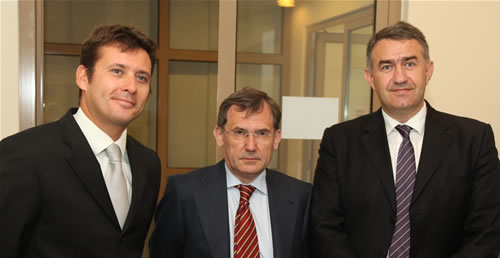 Gaël Loaëc, Pierre Boursot i Mladen Gavrančić