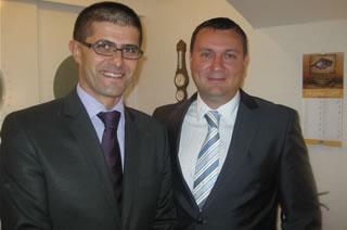 Matjaž Rakovec i Krešimir Jelić