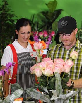 Colin McIvor s konzumovom floristicom