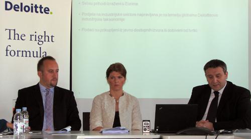 Ivica Krešić, Marina Tonžetić i Vlado Milošević