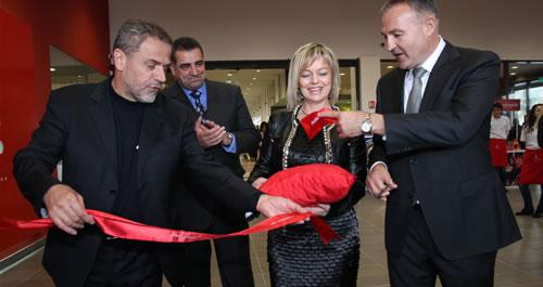 Milan Bandić, Nadan Vidošević, Đozi Heberling i Mile Ćurković