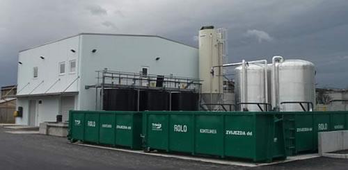 Sustav za obradu otpadnih voda