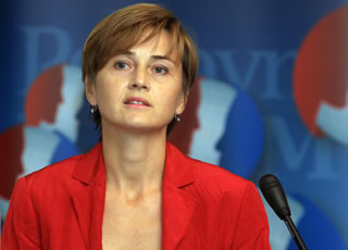Sandra Švaljek, Ekonomski institut