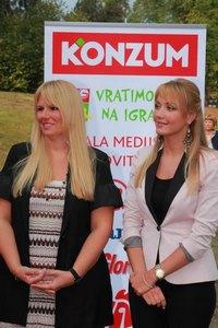 Iva Balent i Ivona Janjić