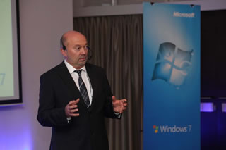 Ivan Vidaković, direktor Microsoft Hrvatska