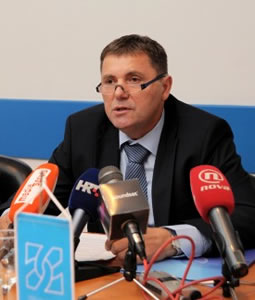 Ivan Ergović, čelnik HUP-a