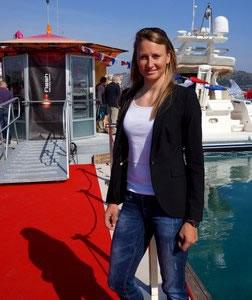 Europska prvakinja u jedrenju Tina Mihalić