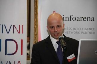Luka Vončina, Ministarstvo zdravlja