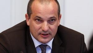 Ministar pravosuđa Orsat Miljenić