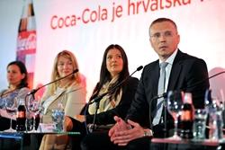 Darko Knez, Lana Popović, Zdenka Lončar i Mirjana Matešić