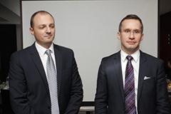 Vladimir Gnjidić i Marc Carena