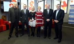 Tomislav Ramljak, Ivo Jakić, Ivana Duvnjak, Martina Rizman Matić, Ivan Vidaković, Jiří Dvorjančanský