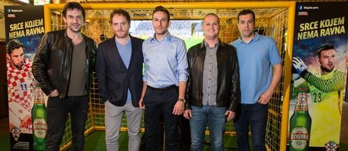 Goran Bogdan, Almir Okanović, Goran Radiša, Matko Radovčić i Filip Brkić