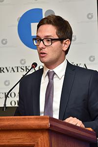Juro Avgustinović, predstavnik KAS-a